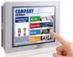 SADA: displej HG4G, audio funkce, programovací kabel, software