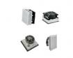 Ventilátor pro rozvaděče s filtrem LV-410