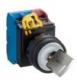 Přepínač s klíčkem YW1K-2AE10