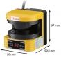 Bezpečnostní laserový skener SE1L
