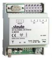 Přijímač bezdrátového signálu RF Rx EN868-2W-RS232