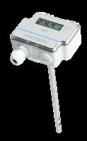 Snímač průtokové rychlosti vzduchu AVT s displejem