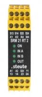 Bezpečnostní relé SRM 21 do Ex prostředí