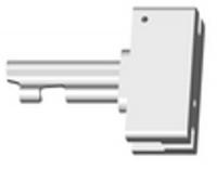 Aktuátor AZM 415-B2 k bezpečnostnímu spínači se solenoidem AZM 415