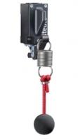 Bezdrátový lankový spínač RF 95 WH/90° LR SW868