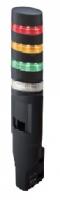 LED signalizační maják LD6A, zvukový alarm