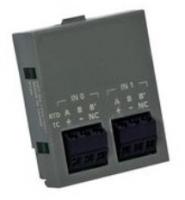 Analogová karta, 2 vstupy 0-10 V, 4-20 mA