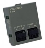 Analogová karta, 2 výstupy 0-10 V