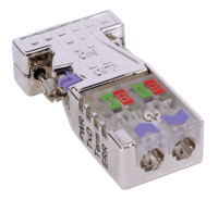Kovový PROFIBUS konektor od VIPA