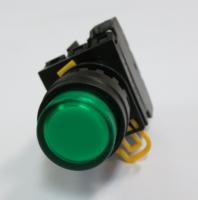 YW vratné tlačítko s černým kroužkem