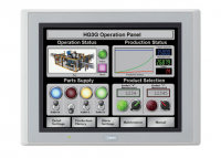 Dotykový displej HG3G, multimediální funkce