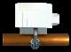 Analogový příložný snímač teploty VFG54+