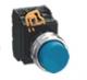 YW vratné tlačítko s kovovým kroužkem